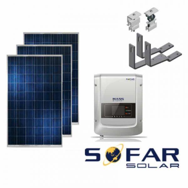 Pakket Sofar Solar poly