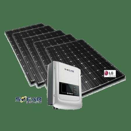 Sofar Solar LG MonoX Neon